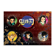 Demon Slayer: Kimetsu no Yaiba Can Badge Collection