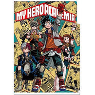 My Hero Academia 3 pocket Clear File