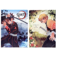 Demon Slayer: Kimetsu no Yaiba Clear File AH4-JS