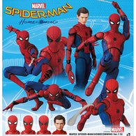 (PO) MAFEX Spider-Man: Homecoming - Spider-Man Ver. 1.5 (1)