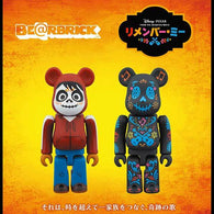Be@rbrick  Coco & Miguel 2 Pack