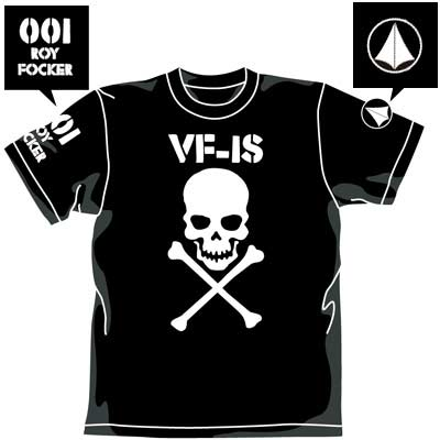 Macross VF-1S Roy Focker Special T-Shirt (1)