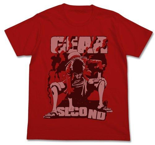 One Piece - Gear Second (Red) T-shirt