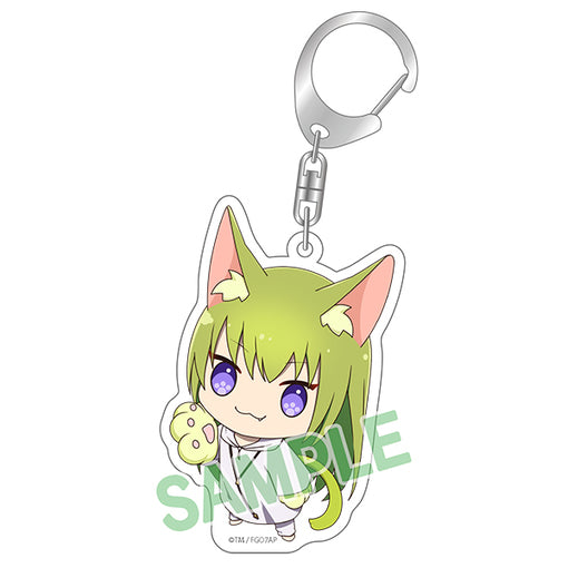 Fate/Grand Order - Absolute Demonic Front: Babylonia Nyaform Acrylic Charm - Enkidu (Aniplex)