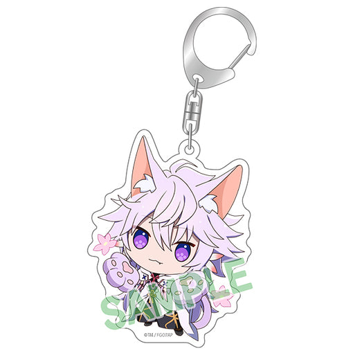 Fate/Grand Order - Absolute Demonic Front: Babylonia Nyaform Acrylic Charm - Merlin (Aniplex)