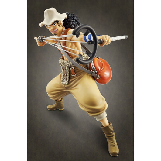 Excellent model P.O.P. One Piece Sailing Again - Usopp (INT Ver.)