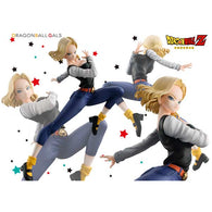 Dragonball Gals - Android 18 Ver. IV