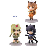 CapsuleQ Characters - Kemono Friends Vol. 2 Amazon ver. (Set B)