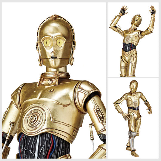 Star Wars Revo No. 003 C-3PO (2)