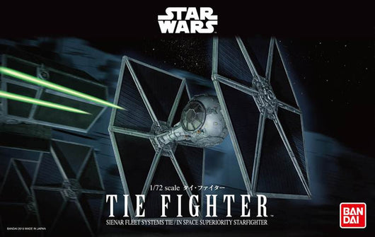 Star Wars 1/72 TIE Fighter (2)