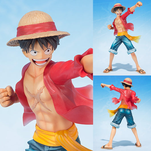 Figuarts Zero One Piece Monkey D.Luffy 5th Anniversary edition