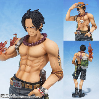 Figuarts Zero One Piece Ace - 5th Anniversary ver.
