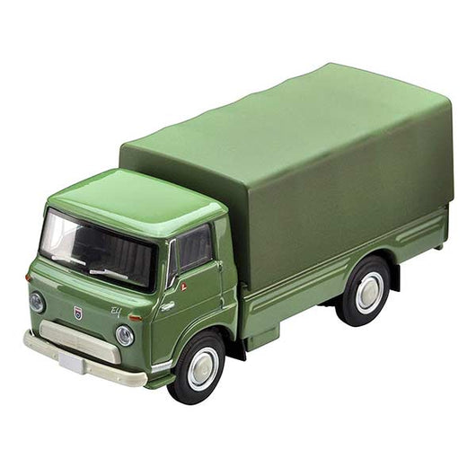 1/64 Scale Tomica Limited Vintage TLV-N178a Isuzu Elf (Green) (5)