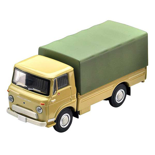 1/64 Scale Tomica Limited Vintage TLV-N178a Isuzu Elf (Brown) (5)