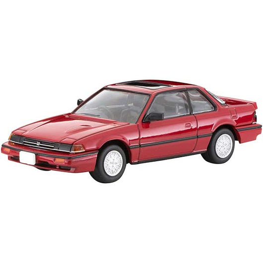 (PO) Tomica Limited Vintage NEO TLV-N146c Honda Prelude 2.0Si Red 1985 (4)