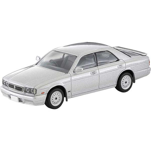 (PO) Tomica Limited Vintage NEO TLV-N202a Nissan Cedric Gran Turismo Ultima Type X Silver 1994 (4)