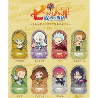 The Seven Deadly Sins: Revival of the Commandments Trading Acrylic Stand