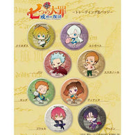 The Seven Deadly Sins: Revival of the Commandments Trading Can Badge