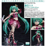 Hatsune Miku Project Diva F 2nd - Hatsune Miku Vintage Dress Ver.