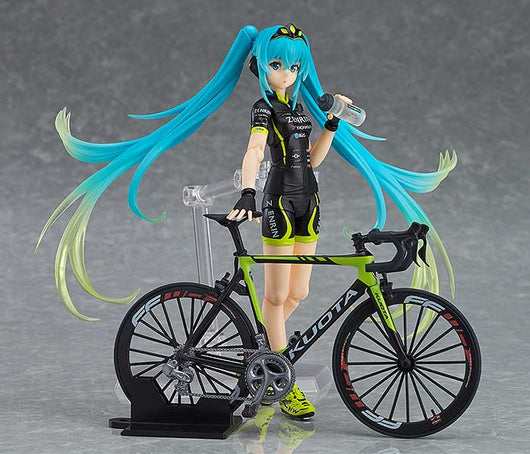 figma 307 Racing Miku 2015 Team UKYO Cheer Ver.