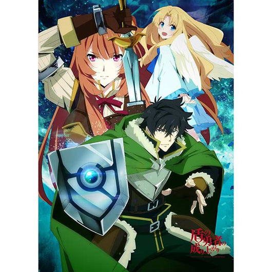 The Rising of the Shield Hero W Suede B2 Tapestry (5)