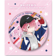 (PO) Re:Zero Starting Life in Another World Big Kirakira Can Badge Ram ver. (7)