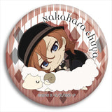 Bungou Stray Dogs Fortune Can Badge Soinekkoron Ver.