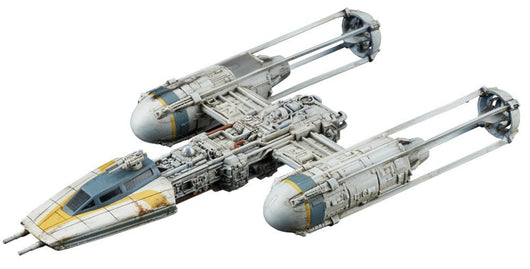 Star Wars Vehicle Model Y-wing Starfighter (10)