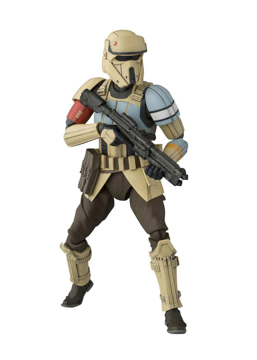 S.H.Figuarts Rouge One A Star Wars Story Scarif Stormtrooper