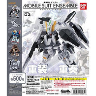 Gundam Mobile Suit Ensemble 03
