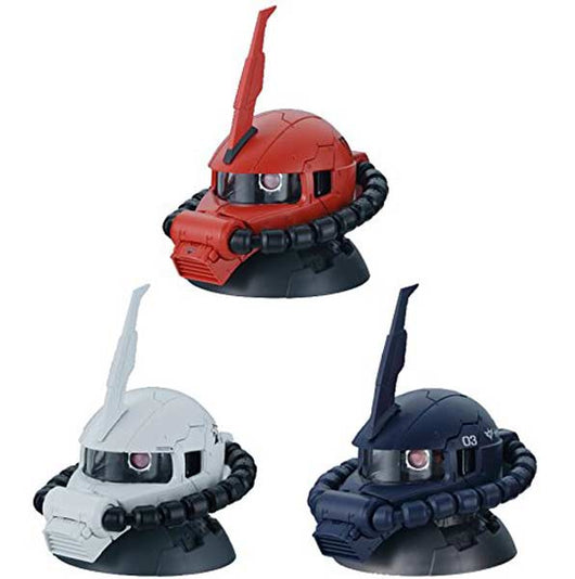 Gundam EXCEED MODEL ZAKU HEAD 2