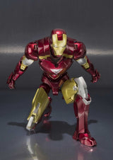 S.H.Figuarts Iron Man Mk-6 & Hall of Armor