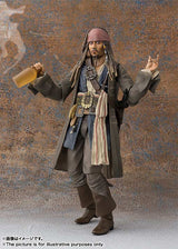 (PO) S.H.Figuarts Pirates of the Caribbean: Dead men tell no tales - Captain Jack Sparrow (7)