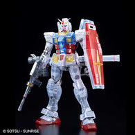 MG Gundam RX-78-2 Gundam ver.3.0 (Clear Colour) (Gundam Base Limited) (Exclusive)
