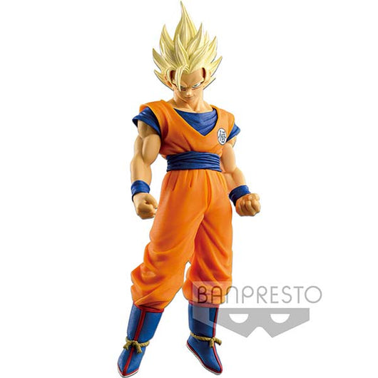 Dragonball Super Scultures Figure Colosseum 6 vol.2 - Son Goku (8)