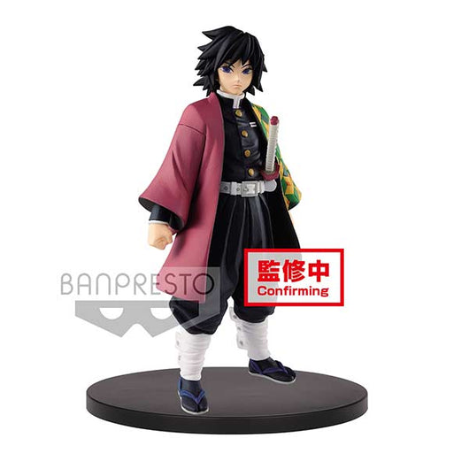 (PO) Demon Slayer: Kimetsu no Yaiba Figure Vol.5 - Giyu Tomioka (11)