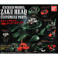 Gundam EXCEED MODEL ZAKU HEAD Customize Parts