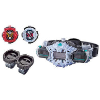 Kamen Rider Zi-O DX Driver - Ziku Driver & Ridewatch Holder set