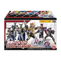 So-Do Gaiden Kamen Rider Zi-O Ride 10 set