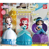 CapChara Heroine Doll Disney Princess - Belle, Ariel and Jasmine (8)