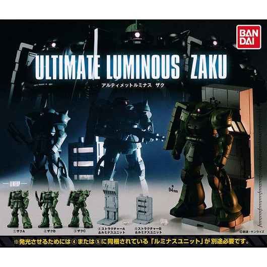 Ultimate Luminous Gundam - ZAKU