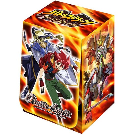 Battle Spirits Saga Brave Official Card Case