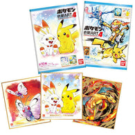 Pokemon Shikishi Art 4