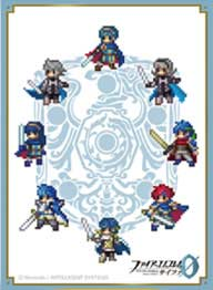 (PO) Fire Emblem Cipher Matte Card Sleeve Characters No. FE66 (3)