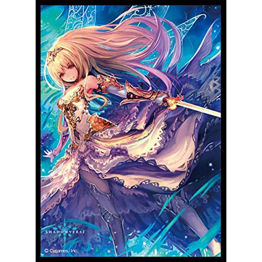 Chara Sleeve Matte Series Shadowverse - Michibiki no Fairy Princess Aria No. MT438
