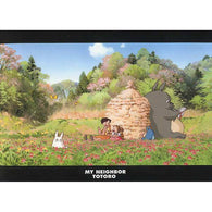 My Neighbor Totoro A4 Clear File - Late afternoon