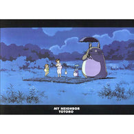 My Neighbor Totoro A4 Clear File - Night