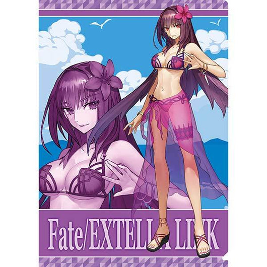 Fate/EXTELLA LINK Clear File - Scathach  Swimwear