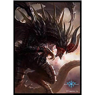 Chara Sleeve Collection Matt Series Shadowverse - Proto Bahamut No. MT497