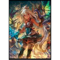 Chara Sleeve Collection Matt Series Shadowverse - Grand Arbitrator Zooey No. MT502